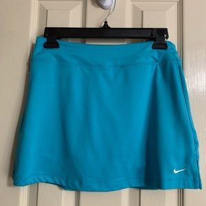Nike Dri-Fit Blue Tennis/Golf Skort - Size Small